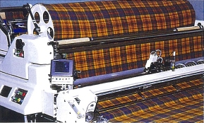 Adjustable for fabric/material grain Xn460 Product features